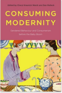 Consuming Modernity Cover